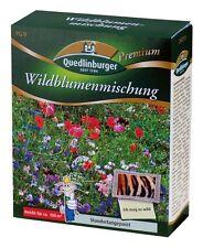 Wildblumenmischung OHNE Gräser Saatgut Blumensamen 300 m² Saat Blumenmischung