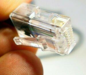 CAT 5 Black Ethernet Patch Network LAN CAT5 Internet Cable RJ45