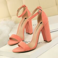 High Heels Sexy Women Pumps Shoes Summer Ladies Shoes Open Toe Sandals Stiletto