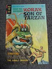 "Korak, Son of Tarzan #22 (1968) ""The Jungle Dragon"" * Gold Key Comics *"
