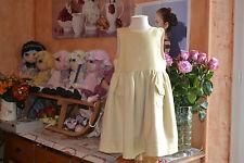 robe tartine et chocolat doublee 2 ans  chaude 20% de laine