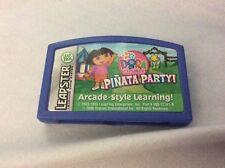 leapster dora pinata party