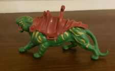 Vintage He-man Battle Cat MOTU Figure 1981