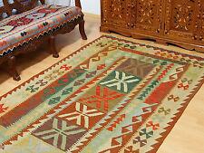 250x142 cm orient Teppich Afghan Turkmen Nomaden Planzenfarbe kelim kilim No:53
