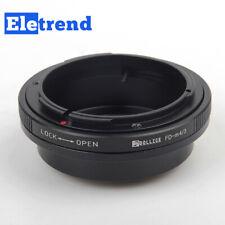 Canon FD Lens to Micro 4/3 M43 Adapter E-M1X PEN F E-M10II E-M5 GX9 GH5S GF10