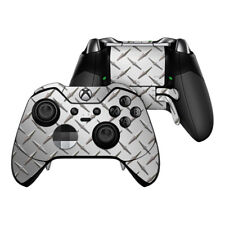 Xbox One Elite Controller Skin Kit - Diamond Plate - DecalGirl Decal