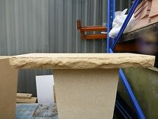Sandstone Rock face Capping 600mm lgth x 260mm wdth  $18-00ea  BY SPECIAL ORDER