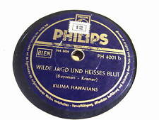 "KLIMA HAWAIIANS -  HAWAII  - PHILIPS 10"" 78er (7)"