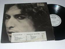 "Bob Dylan 12"" Promotional LP Hard Rain Promo Not For Sale Columbia White Label"