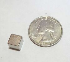 """MAGNETS Neodymium CUBES 0.3"""" - 48pcs  Only $0.70 each!"""