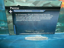 "War At Sea: Proteus #8, Submarine, Condition Zebra, ""NEW"""