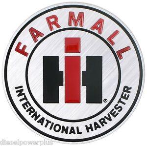 farmall ih international harvester Hitch plug cover hider insert receiver reese