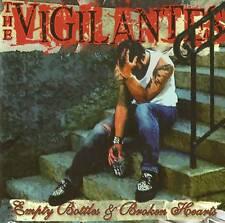 THE VIGILANTES - EMPTY BOTTLES CD (SCHWEDEN STREETPUNK)
