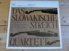 Das Slowakische Streichquartett spielt Myslivecek, Adam Mica und Rejcha