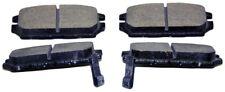 Disc Brake Pad Set-AWD Rear Monroe CX532