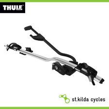 Thule Ba598001 ProRide Wheel on Bike Carrier in Silver
