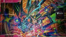Cardfight! Vanguard Dragdriver, Luard Divine Dragon Caper Sneak Peek Playmat USA
