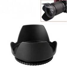 62 mm 62mm plastic petal lens hood for Canon Nikon Tamron Sony standard lens
