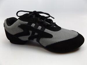 New Sansha Salsette  Designed by FR Duval Jazz Women's Sneaker SZ 13.0 M  12544