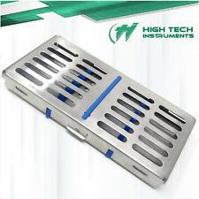 Sterilization Tray Sterile Dental Instruments Cassettes Small Parts