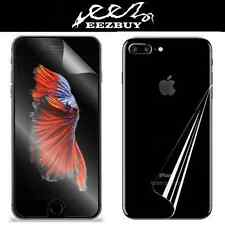 2X(2 Front + 2 Back) PET FULL BODY Screen Protector Film For Apple iPhone 7 Plus