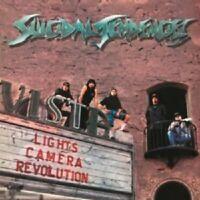 SUICIDAL TENDENCIES - LIGHTS CAMERA REVOLUTION  VINYL LP PUNK METAL ROCK NEU