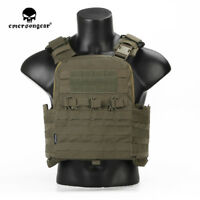 Emerson CPC Plate Carrier Molle Tactical Vest Hunt Training Protective Gear RG
