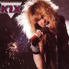 Kix - Midnite Dynamite (NEW CD)