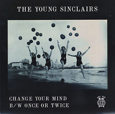 "THE YOUNG SINCLAIRS Change Your Mind vinyl 7"" + MP3 NEW power pop folk rock"