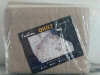 Vintage Queen Fashion Quilt By Barclay