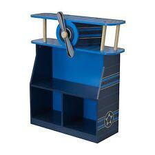 Bücherregale und Regale für Jugendzimmer in Blau