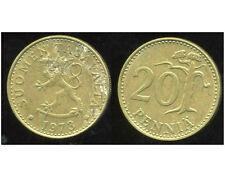FINLANDE 20 pennia 1973