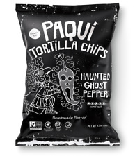 Paqui Tortilla Chips Ghost Pepper Chilli - One Chip Challenge - 57g per bag