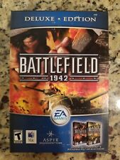 Battlefield 1942 Deluxe Edition The Road To Rome WWII NEW MAC DVD Game Box NIB