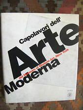 CAPOLAVORI DELL'ARTE MODERNA DAL MUSEUM OF MODERN ART, NEW YORK