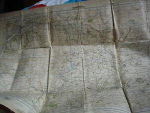 3 X MAPS RIBBLESDALE SURVEY BARTHOLOMEW,S WHARFEDALE UNITED STATES SURVEY