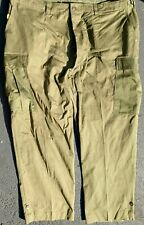 "US WWII X/L PARA RIGGED ""NOS"" M1943 FIELD PANTS"