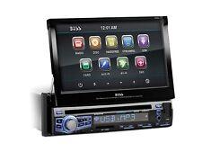 "New Boss BV9976B 7"" Touchscreen In-Dash DVD/MP3/CD Car Audio Receiver +Bluetooth"