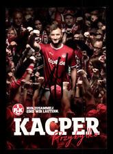 Kacper Przybylko Autogrammkarte 1 FC Kaiserslautern 2017-18 Original +A 174613