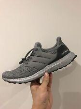 Adidas Ultra Boost 3.0 Silver LTD UK6.5 US7 EU40 Grey Silver Pack BA8143 Mens