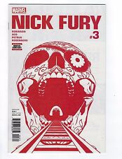 Nick Fury # 3 Regular Cover Marvel NM