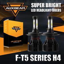 Auxbeam CREE H4 LED Headlight Kit HB2 9003 60W 6000LM High/Low Beam Bulbs White