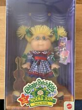 Norma Jean Cabbage Patch Doll New In Box 1998