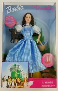 Vintage 1999 Barbie As Dorothy From Wizard of Oz Mattel New NRFB