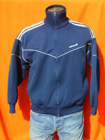 d2276b14c36cf ADIDAS Jacket Veste Chaqueta Giacca True Vintage 80s Trefoil Old School  Stripes