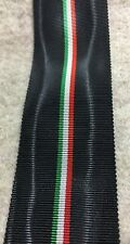 Italy - Ribbon for the  Fascist Campaign Medal 1919-1922