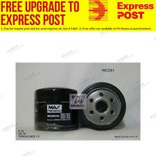 Wesfil Oil Filter WCO51 fits Fiat Ritmo 1.9 D Multijet