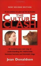 THE CULTURE CLASH by Jean Donaldson FREE SHIPPING paperback book humans dogs