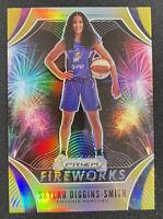 2020 PRIZM WNBA SKYLAR DIGGINS-SMITH FIREWORKS GOLD /10 REFRACTOR MERCURY SSP
