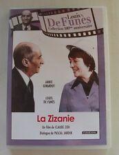DVD LA ZIZANIE - Louis DE FUNES / Annie GIRARDOT / Maurice RISCH